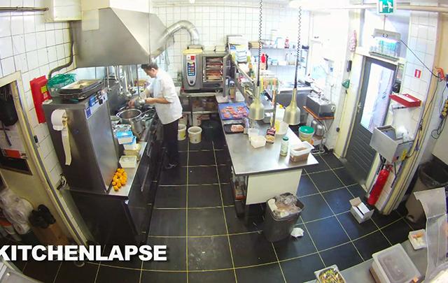 Kitchen Lapse